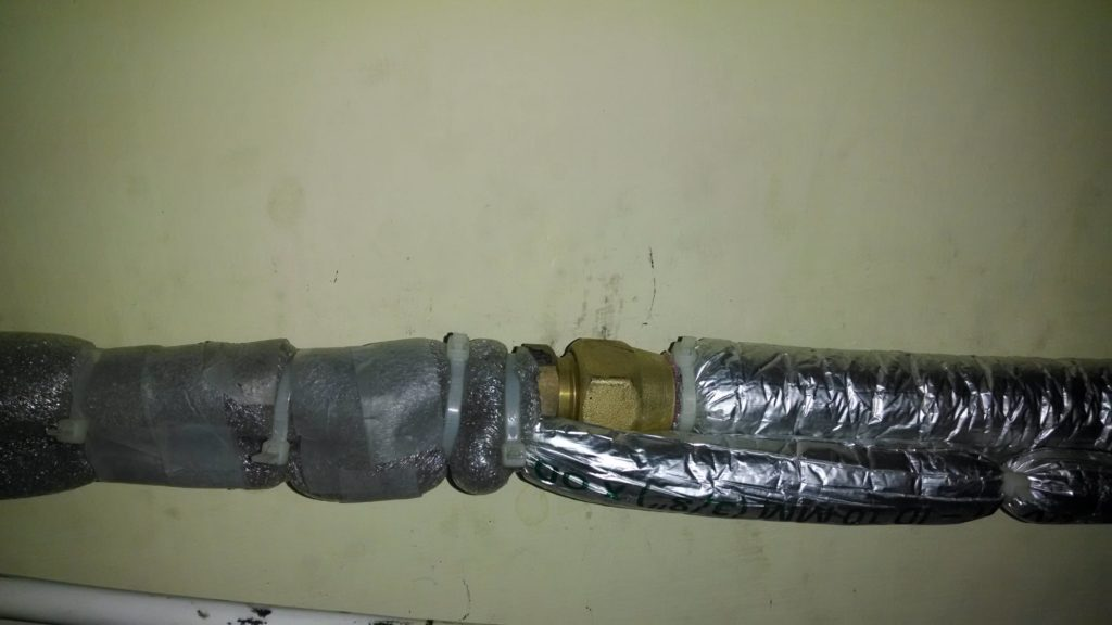 ac pipe line fitting in jaipur